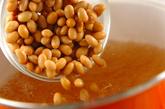 タコと大豆のスープの作り方1