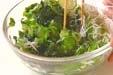 キュウリとジャコの甘酢の作り方1