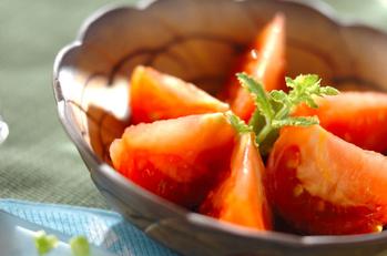 冷やしデザートトマト
