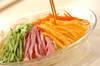 具だくさん冷麺の作り方の手順10