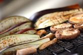 焼き野菜・チリソースの作り方1