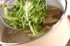 大根アサリのスープの作り方の手順6