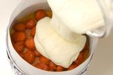 まるごとイチゴのスフレチーズケーキの作り方8