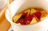 ほっくり大学芋の作り方4