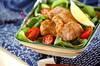 豚ヒレ肉の竜田揚げ丼の作り方の手順