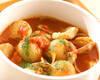 小さい玉ネギのスープの作り方の手順