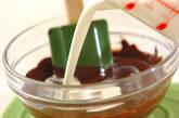 焼きチョコタルトの作り方9