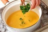 冷製豆腐と長芋のスープの下準備3