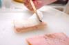 薄切り餅ピカタの作り方の手順4