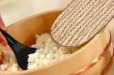 いろいろ手巻き寿司の作り方2