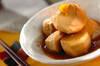 里芋の煮物の作り方の手順