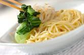 汁なし担々麺の作り方8