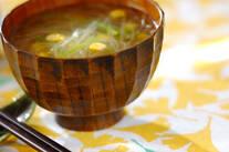 大根と春雨のスープ