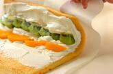 七夕ロールケーキの作り方16