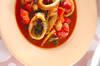 イカのトマト炒め煮の作り方の手順