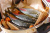 アジの煮付けの作り方の手順5
