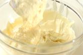 ホワイトチョコレートのムースの作り方11