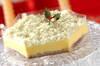 ホワイトチョコレートのムースの作り方の手順