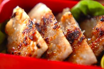 豚肉の塩麹漬けソテー