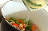 具だくさんの冬瓜スープ煮の作り方8