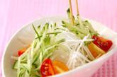 韓国風サラダの作り方5