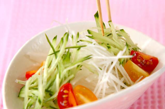 韓国風サラダの作り方の手順5