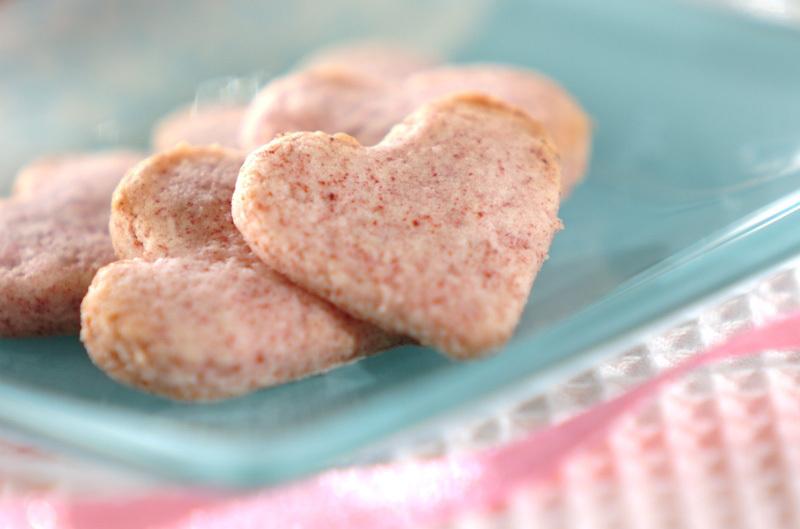 イチゴミルククッキーのrし陽