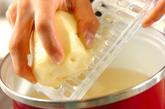 ジャガイモのトロミ汁の作り方1