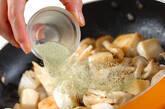 イカの昆布茶炒めの作り方5