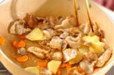 豚肉のオイスター炒めの作り方2