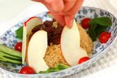炒めご飯フィレ肉での作り方4