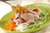 豚シャブのリンゴダレの作り方5