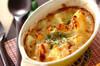 焼きチーズポテトの作り方の手順