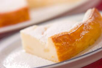 焼くだけアップルケーキ