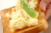サツマイモトーストの作り方2
