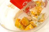 カボチャアンチョビマヨネーズの作り方2