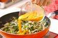 モヤシの卵炒めの作り方7