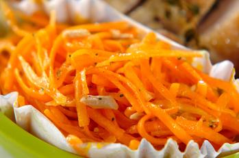 ニンジンサラダ