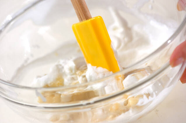 ココアパンケーキの作り方の手順5