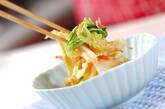レンジ白菜の作り方5