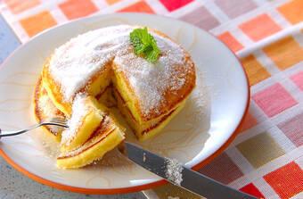 レモンのパンケーキ