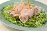 ゆで鶏の作り方3