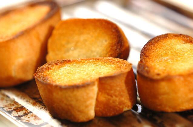 ガーリックトーストの作り方の手順5