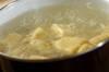 サツマイモのニョッキ クリームソースの作り方の手順4