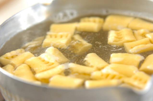 サツマイモのニョッキの作り方の手順4