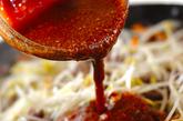 ビビンバ素麺の作り方3