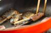 サンマのパエリア風炊き込みご飯の作り方の手順6