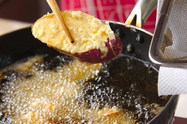 天ぷら盛り合わせの作り方の手順9