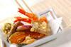 天ぷら盛り合わせの作り方の手順10