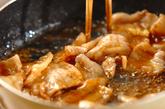 豚肉のショウガ焼き丼の作り方2